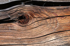 Texture boisée Image libre de droits