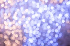 Texture bokeh night time for x`mas holiday background.  stock photos