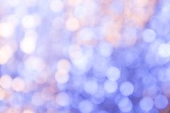 Texture bokeh night time for x`mas holiday background.  royalty free stock image