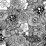 Texture botanique Photos stock