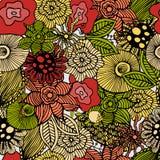 Texture botanique Photographie stock libre de droits
