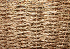 Texture - braided from twig Royalty Free Stock Photo
