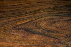 Texture of Brazilian Rosewood, used as background Stock Photos