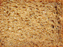 The texture of bread