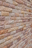 Texture of a brick wall. Abstract background of a brick  flooring Royalty Free Stock Photography