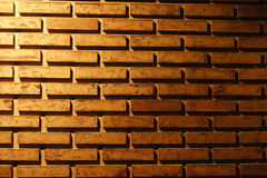 Texture of brick wall Stock Images