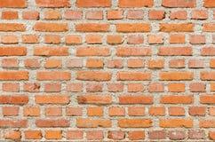 Texture of brick wall. Texture of a brick wall Stock Photography
