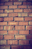 Texture  of brick wall Royalty Free Stock Photography