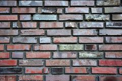 Texture of the brick wall stock images