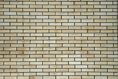 Texture bricklaying Royalty Free Stock Image