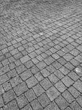 Grayscale bricks stock photography