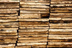 Texture of bricks Stock Image