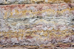 Texture of the brickwork Royalty Free Stock Image
