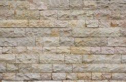 Texture of brickwork - Modern stone brick. Texture of brickwork - Rough brick wall Stock Image