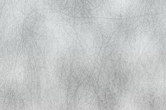 Texture brillante d'aluminium argenté, fond décoratif métallique gris Photographie stock