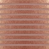 Texture brillante en bronze Configuration métallique Fond grunge rose Photographie stock libre de droits