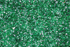 Texture of broken glass pieces Royalty Free Stock Image
