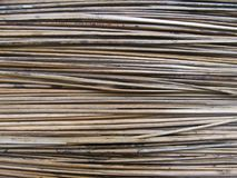 Texture of broom stick stock images