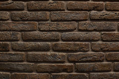 Texture brown brick. brick wall. background Stock Photo