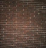 Texture - brown brick wall with very neat seams stock images