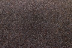 Texture brown carpet Royalty Free Stock Images