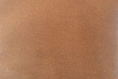 Soft brown leather texture Royalty Free Stock Images