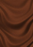 Texture of brown chocolate silk close up royalty free stock image