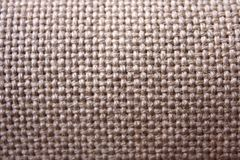 Texture brown cloth weave background stock photo