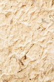 Texture of brown color mulberry paper Royalty Free Stock Image