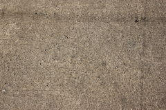 Texture Brown Concrete pavement. Pattern concrete Royalty Free Stock Photography
