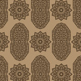 Texture on Brown. Element for Design Royalty Free Stock Photo