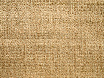 Texture of brown fabric Stock Images