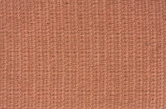 Texture of brown fabric Stock Photos