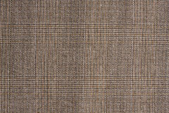 Texture of brown fabric background Stock Image