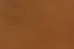 Texture of the brown flax fiber. Stock Photos