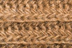 Texture brown wool. Texture brown hair macro photo camel wool stock photo