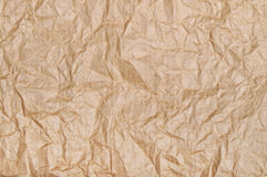 Texture of brown paper Stock Photo