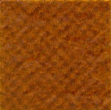 Texture of brown paper with cellophane on top Royalty Free Stock Images