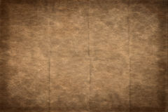Folded paper texture Royalty Free Stock Photos