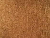 Texture of brown stockinet fabric Stock Image