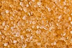 Texture of brown sugar Royalty Free Stock Photo