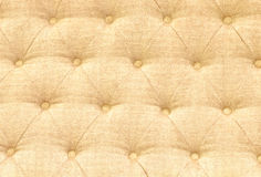 Texture of brown vintage sofa Royalty Free Stock Photography