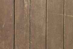 Brown wood texture, pattern, old wood. Texture of a brown wood old wood Stock Images