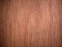 Texture of Brown Wood Stock Photography