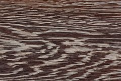 Texture of brown wood with white veins, high resolution photo.