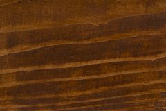 Texture of the brown wooden background stock photo