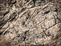 Texture with brownish limestone grooves. Abstract background or texture with brownish limestone grooves Stock Images