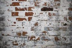 Texture brun-rougeâtre sale de brique image libre de droits
