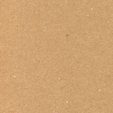Texture brune de carton de papier d'emballage, fond texturisé approximatif naturel de l'espace de copie, bronzage léger, jaune, b Images libres de droits