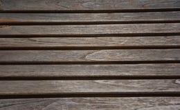 Texture brune en bois de grain, fond foncé de mur Photo stock